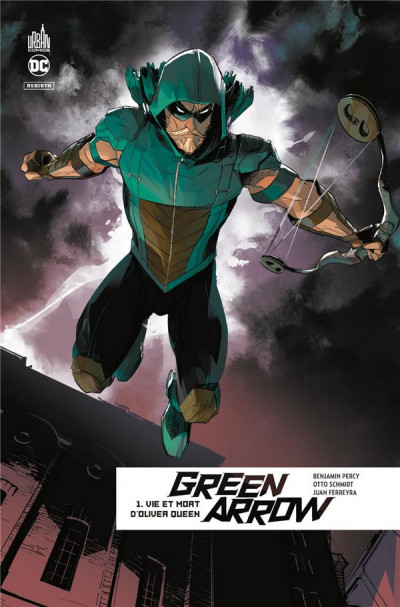 Couverture Green Arrow rebirth tome 1