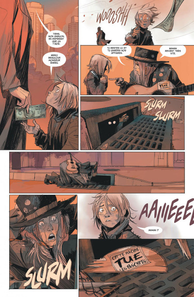 Page 2 Green Arrow rebirth tome 1