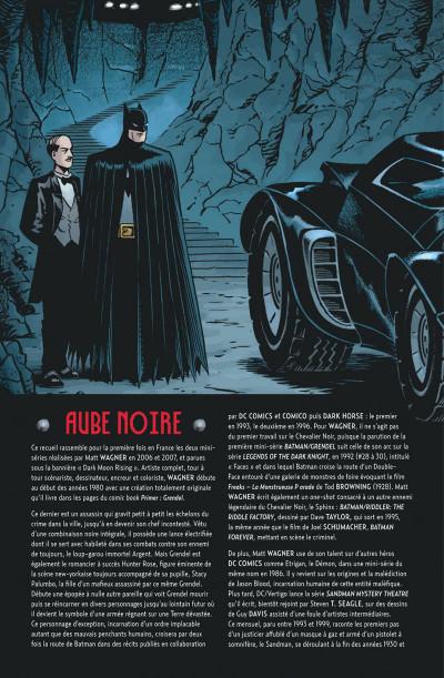 Page 1 Batman & les monstres