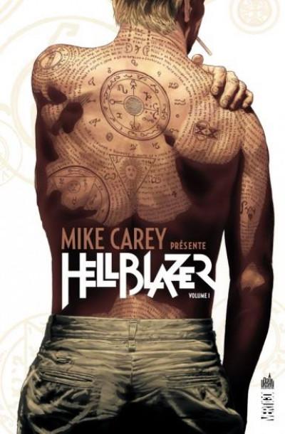Couverture Mike Carey présente Hellblazer tome 1