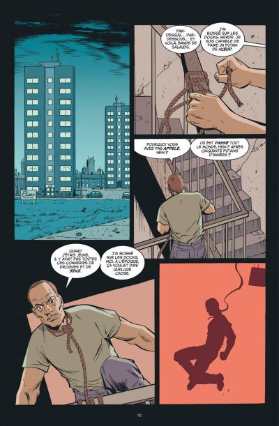 Page 2 Mike Carey présente Hellblazer tome 1