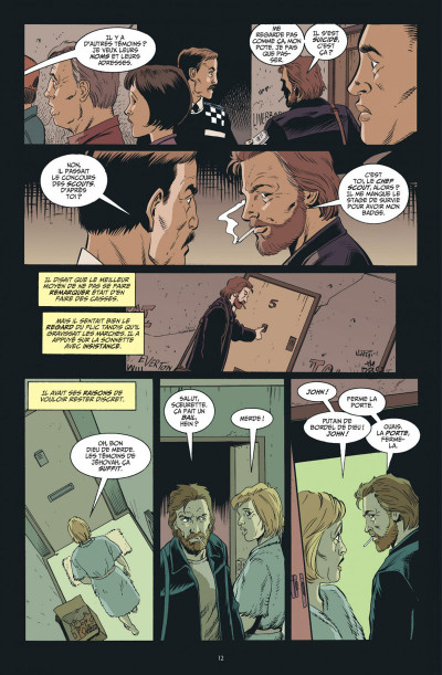 Page 4 Mike Carey présente Hellblazer tome 1