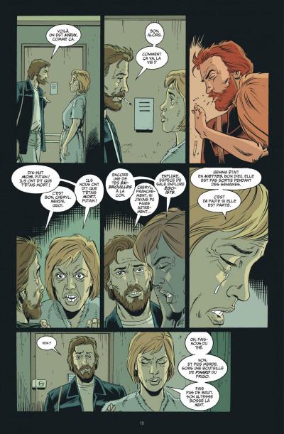 Page 5 Mike Carey présente Hellblazer tome 1