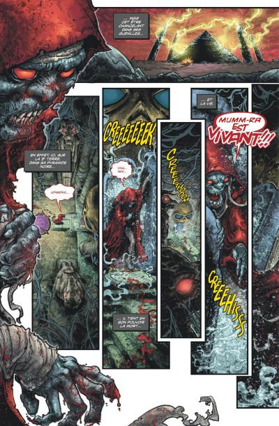 Page 0 Les maîtres de l'univers - Cosmocats