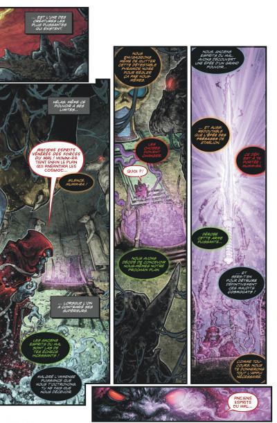 Page 1 Les maîtres de l'univers - Cosmocats