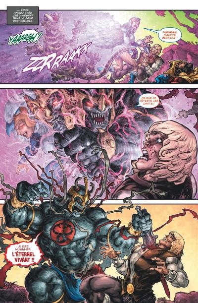 Page 4 Les maîtres de l'univers - Cosmocats