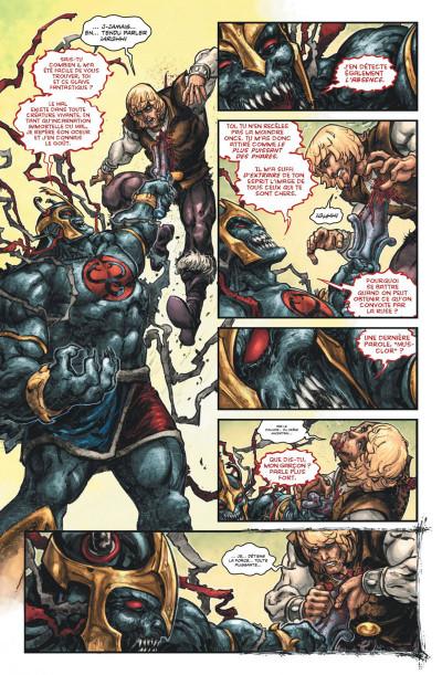Page 5 Les maîtres de l'univers - Cosmocats