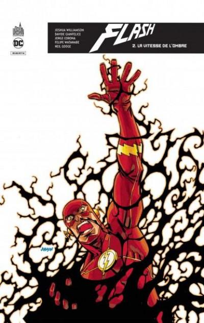 Couverture Flash rebirth tome 2