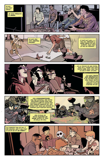 Page 9 The fix tome 2