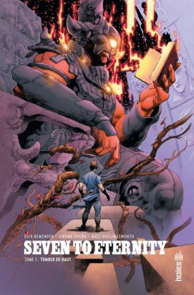 Couverture Seven to eternity tome 3