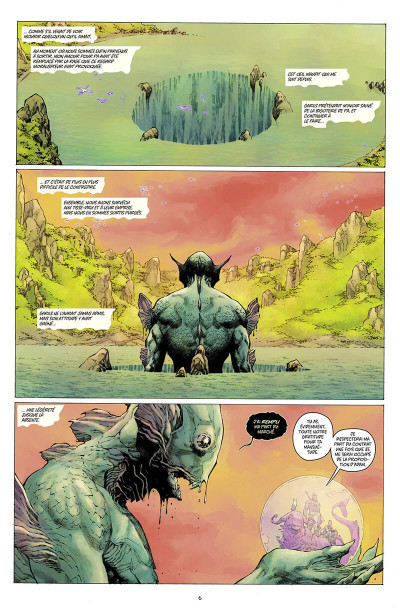 Page 2 Seven to eternity tome 3
