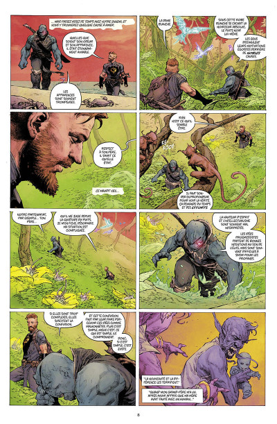 Page 4 Seven to eternity tome 3