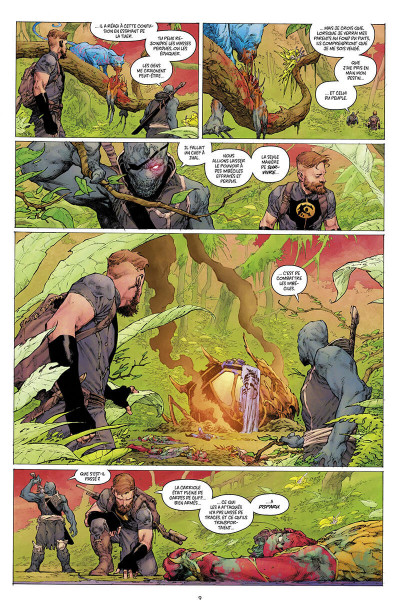 Page 5 Seven to eternity tome 3