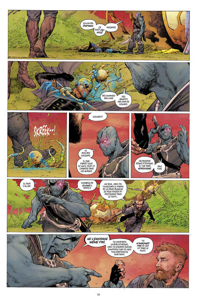 Page 6 Seven to eternity tome 3
