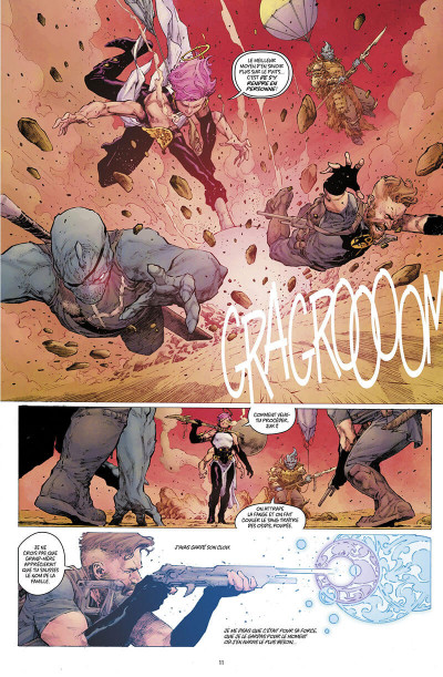Page 7 Seven to eternity tome 3