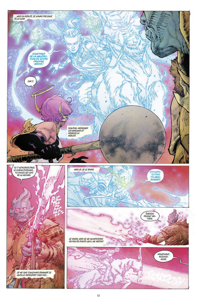 Page 8 Seven to eternity tome 3