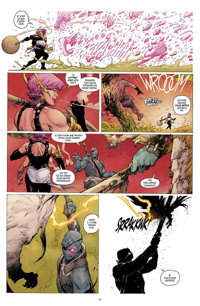 Page 9 Seven to eternity tome 3