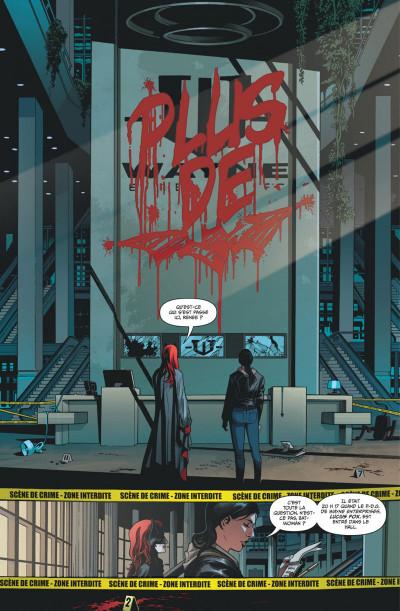 Page 1 Batman detective comics tome 2