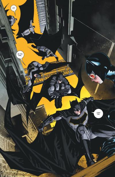 Page 2 Batman rebirth tome 2