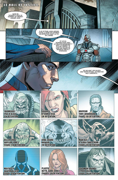Page 8 Injustice tome 10