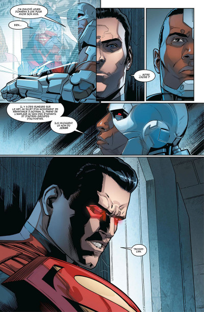 Page 9 Injustice tome 10