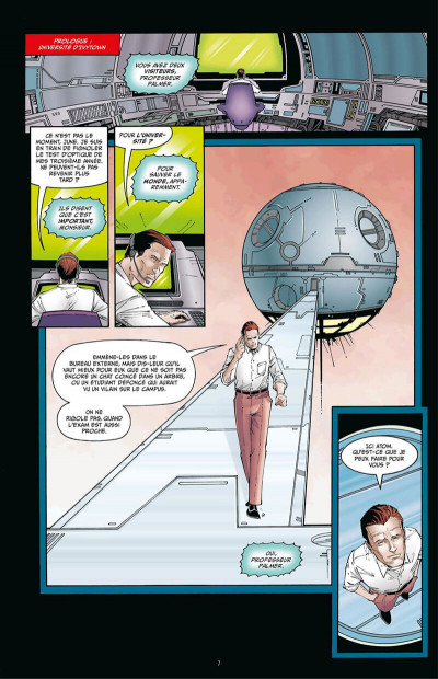 Page 8 Justice league of america tome 4