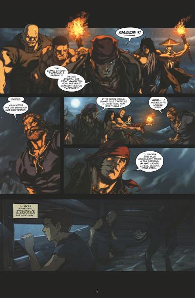 Page 0 Street fighter origines - Akuma