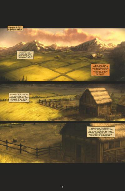 Page 6 Street fighter origines - Akuma