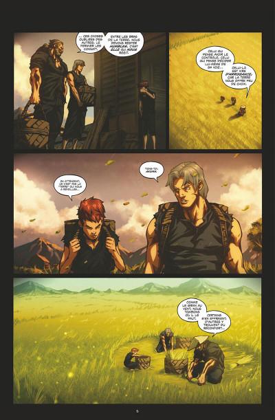 Page 7 Street fighter origines - Akuma