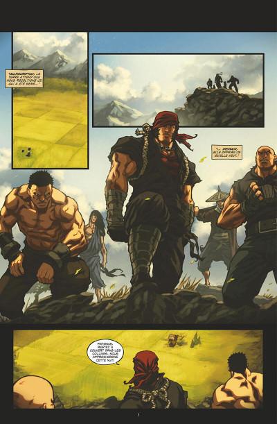 Page 8 Street fighter origines - Akuma