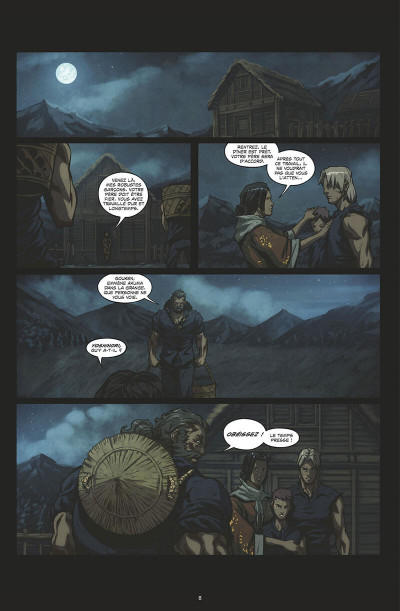 Page 9 Street fighter origines - Akuma