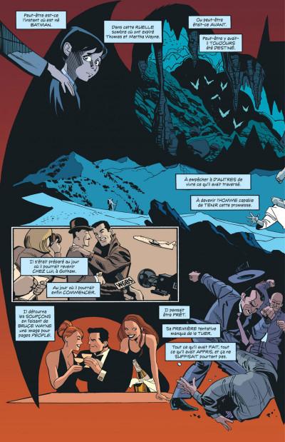 Page 2 Batman meurtrier & fugitif tome 1