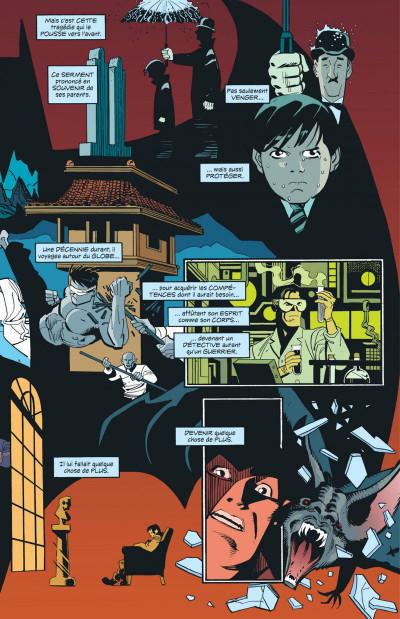 Page 3 Batman meurtrier & fugitif tome 1