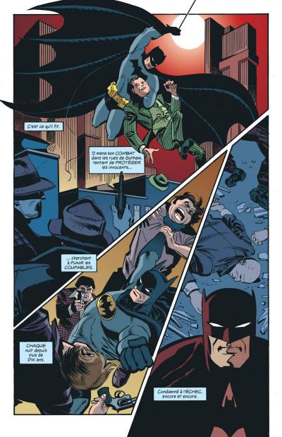 Page 4 Batman meurtrier & fugitif tome 1