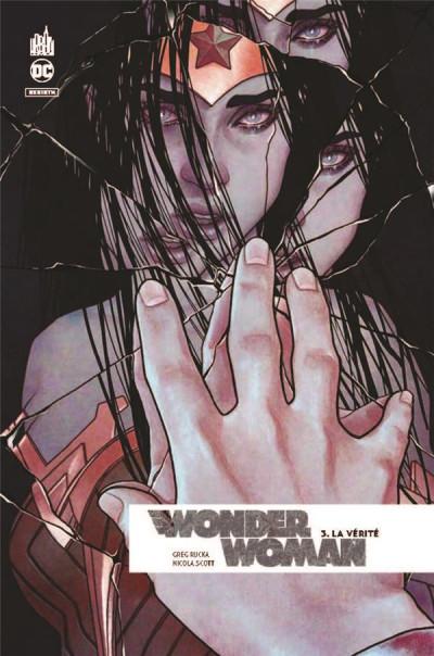 Couverture Wonder woman rebirth tome 3