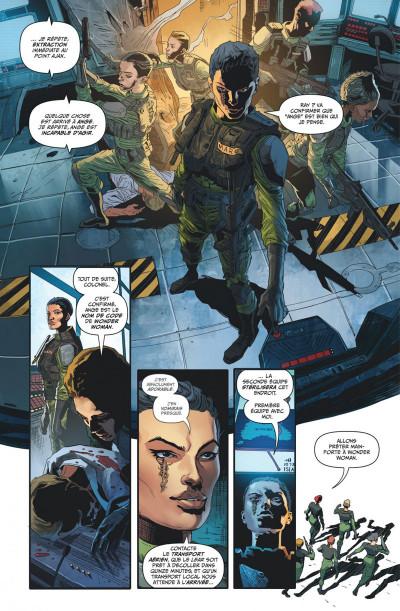 Page 3 Wonder woman rebirth tome 3