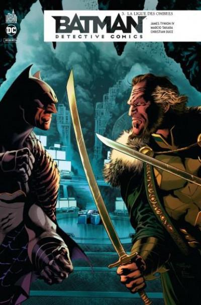 Couverture Batman detective comics tome 3