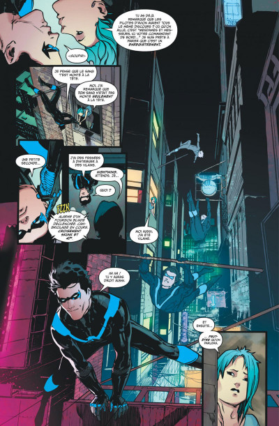 Page 2 Nightwing rebirth tome 3