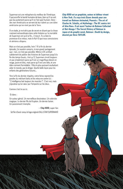 Page 6 All-star Superman
