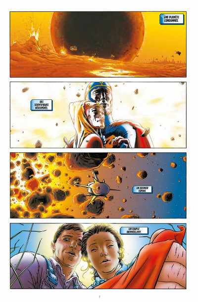 Page 8 All-star Superman