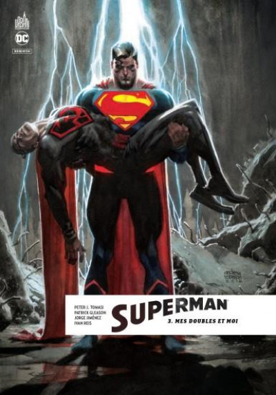 Couverture Superman rebirth tome 3