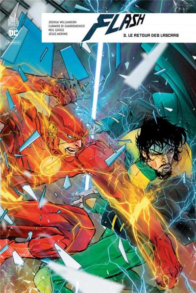 Couverture Flash rebirth tome 3