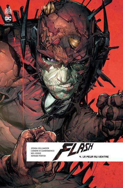 Couverture Flash rebirth tome 4