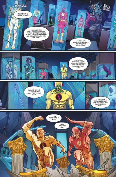 Page 1 Flash rebirth tome 4
