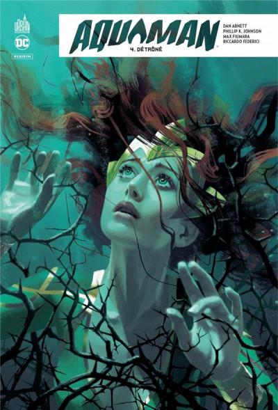 Couverture Aquaman rebirth tome 4