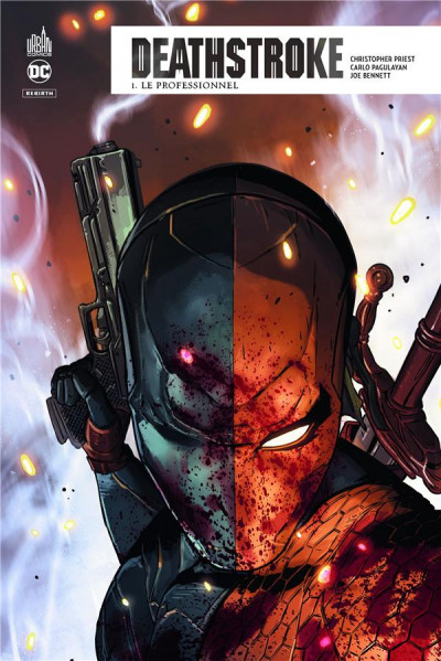 Couverture Deathstroke rebirth tome 1