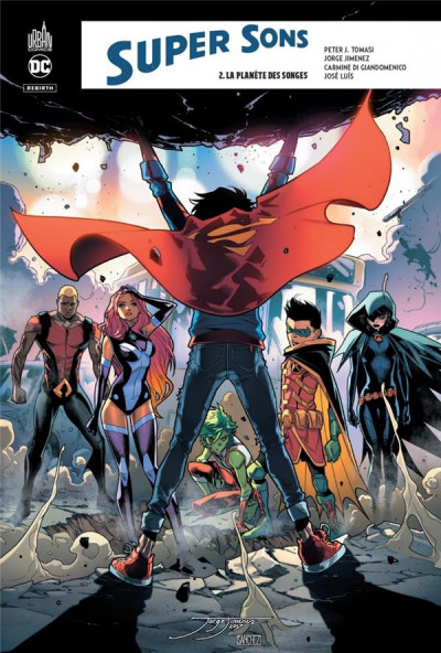 Couverture Super sons tome 2