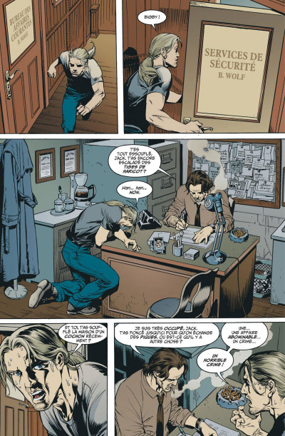 Page 3 Fables intégrale tome 1