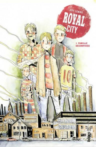 Couverture Royal city tome 1