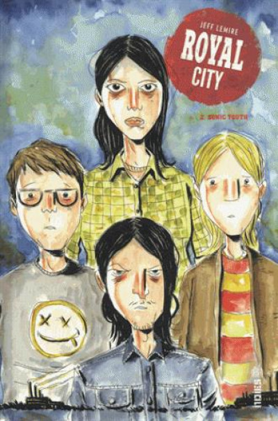 Couverture Royal city tome 2